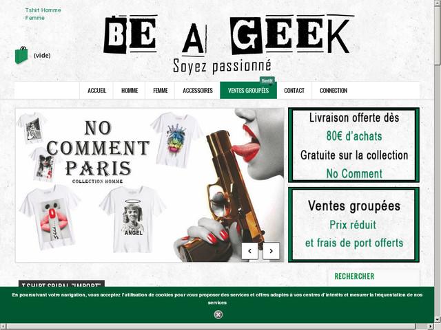 tshirt No Comment Paris