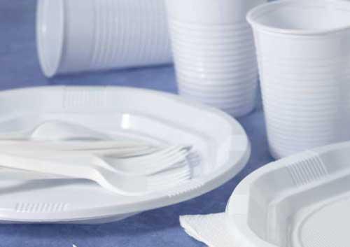 vaisselle bioplastique