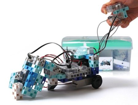 kit robot pour apprendre à coder